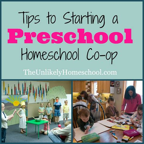 the unlikely homeschool tips to starting a preschool 274 | PreschoolCo opBadge