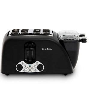west bend 4 slice egg and muffin toaster egg and muffin 4 slice toaster with egg cooker and