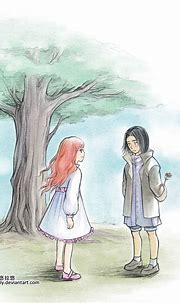 young Snape and Lily by uuyly on deviantART | Snape and ...