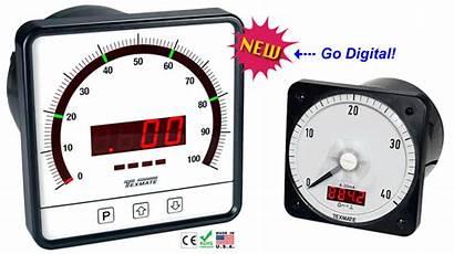 Cl Meter Rtd Meters Panel Analog Switchboard