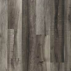 nucore mixed gray hand scraped plank  cork