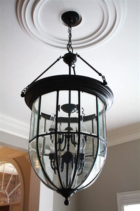 ideas  brass lantern  pinterest modern