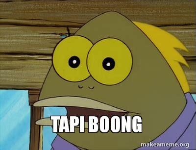 meme spongebob semakin viral  sosial media kepoindonesia
