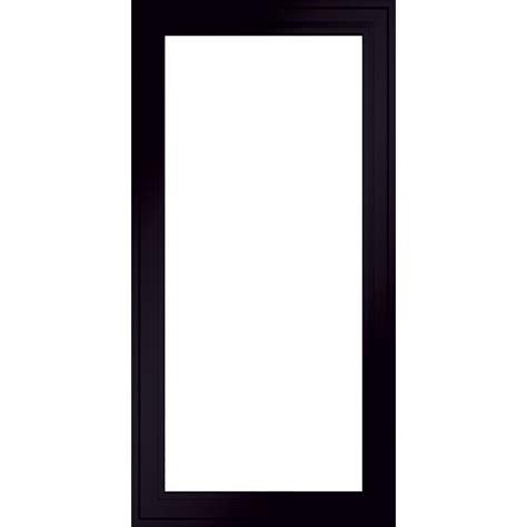 jeld wen premium vinyl casement windows black carter lumber