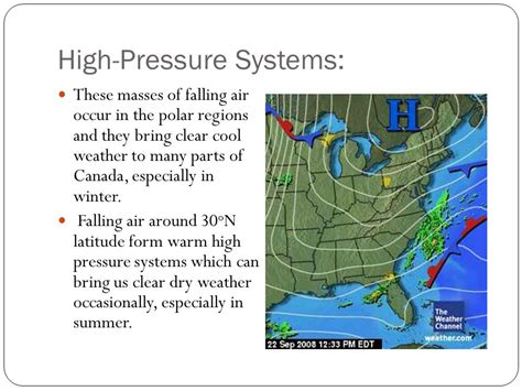 chapter 14 forecasting the weather ppt