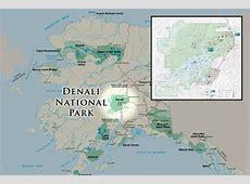 Denali National Park, Photos and information about Alaska's popular National Park