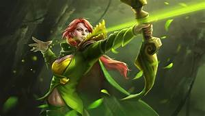 Dota 2 | The Windrunner - YouTube
