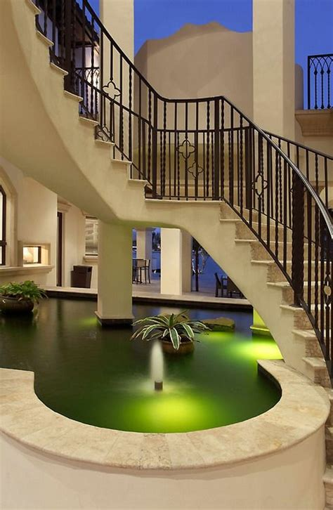 images  indoor pond  pinterest