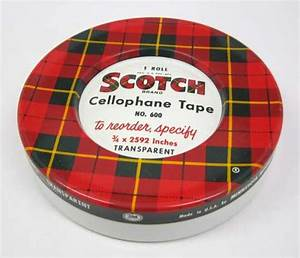 Scotch Tape | MNopedia