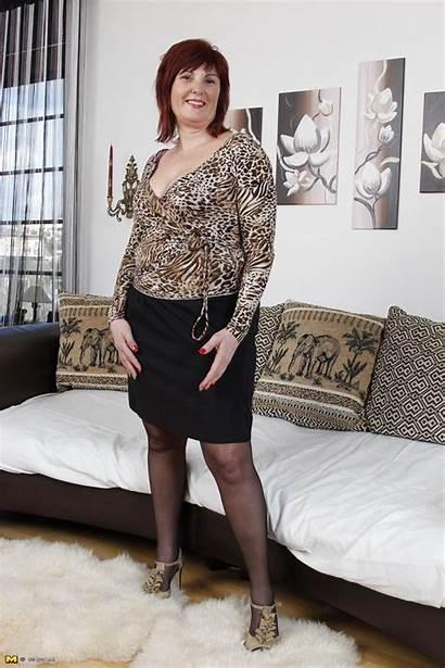 Mature Maturenl Granny Nl Stephanie Slutwear Booty