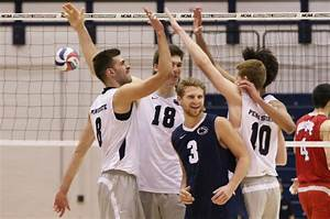 Men's Volleyball Sweeps Princeton, Moves to EIVA Finals ...