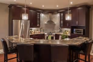kitchen islands toronto hansen contemporary kitchen toronto by allen interiors design center inc