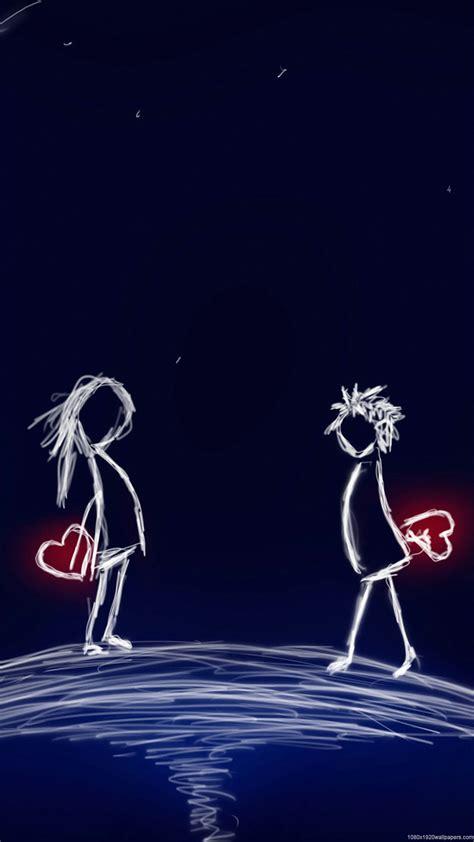 sweet night love heart wallpapers hd