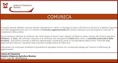 Comunica Di Commercio Di Commercio Di Mantova News