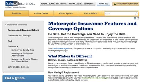 Best Motorcycle Insurance For 2018