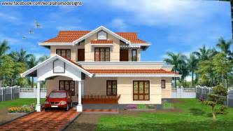 Beautiful Home Model Plans by India House Plans 1