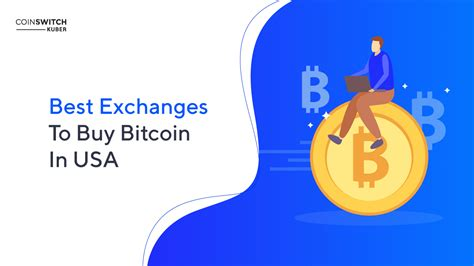 Coinbase is the best way to buy bitcoin online in the united states, canada, australia, the uk & europe. 11 Best Exchanges To Buy Bitcoin In USA In 2021 - Kuberverse