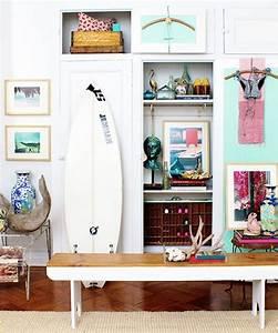 Cómo decorar con estilo surfero Get the Look