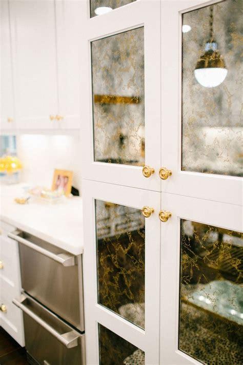mirrored glass kitchen cabinets 20 best antique mirror glass images on pinterest kitchen