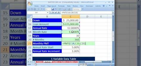 excel what if analysis data table how to use a data table for what if analysis in excel
