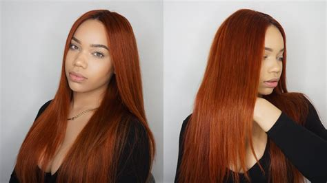 cajun spice hair color rih rih copper hair ms lula hair review