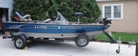 Craigslist Boats Lake Chlain by 2001 Lund Mr Pike 16 Just Bought