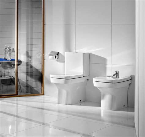 Roca Bidet Toilet - roca dama n fully back to wall bathroom bidet uk bathrooms
