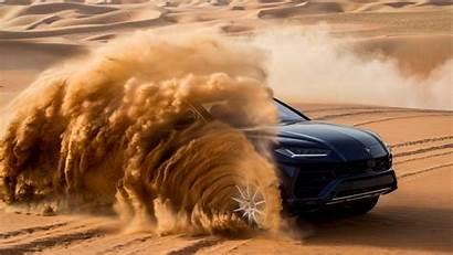 Lamborghini Urus Suv Road Dubai Barcelona Cars