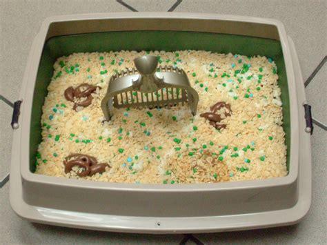 litter box cake litter box cake