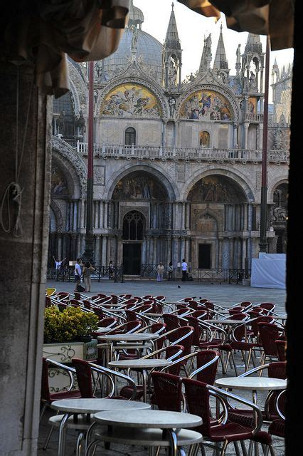 St Marks In The Early Morning Venice Italy Venecia