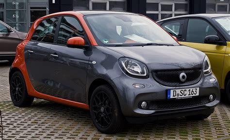Smart : Smart Forfour (w453)