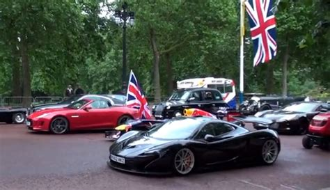 Top Gear Budget Supercar by Top Gear Filming Best Of Jaguar F Type Mclaren