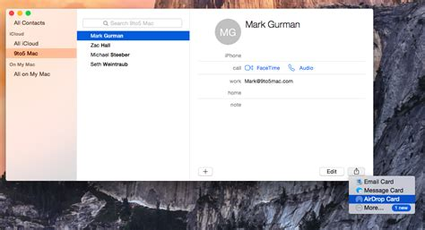 ios 8 how to set yosemite ios 8 how to set up and use airdrop 9to5mac