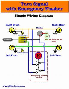 Marker Turn Signal Flasher Wiring Diagram