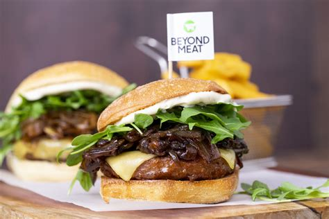 Beyond Meat IPO rages as fake beef health research mounts ...
