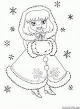 Coloring Beatrice Colorare Colorkid Principessa Princess Colorear Princesa Coloriages Disegni Beatriz Principesse Winter Princesses Prinzessin Dibujos Princesse Petites Hiver Piccole sketch template