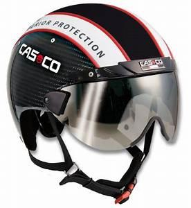 Casco Warp Carbon Fiber Cycling Helmet Medium