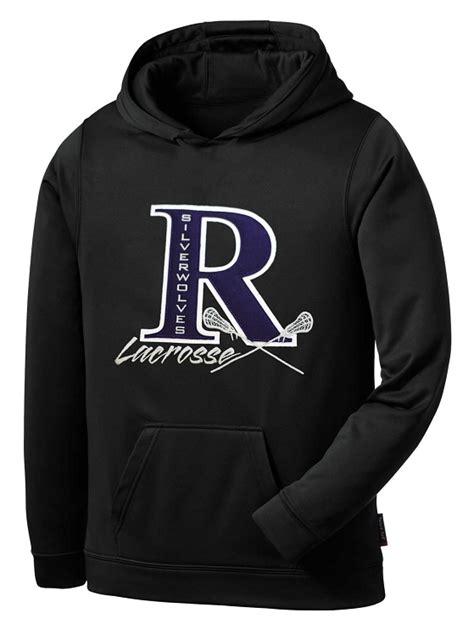 riverton silverwolves girls lacrosse polyester performance