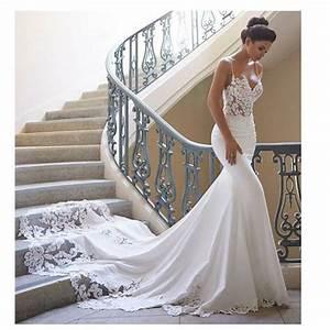 Lorie Mermaid Wedding Dress Long Sleeves 2019 Vestidos De