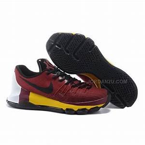 KD8 Redskins Kevin Durant 8 KD 8 VIII Shoes, Price: $95.00 ...