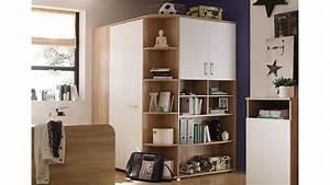 Begehbarer Kleiderschrank Weiß : begehbarer eckschrank corner sonoma eiche wei ~ Orissabook.com Haus und Dekorationen