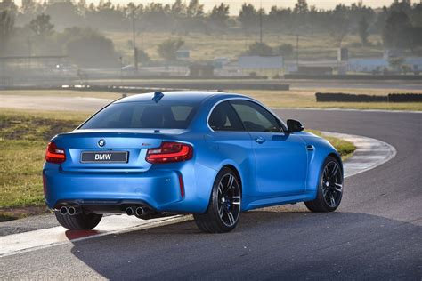 Bmw M2 Coupe (2016) First Drive