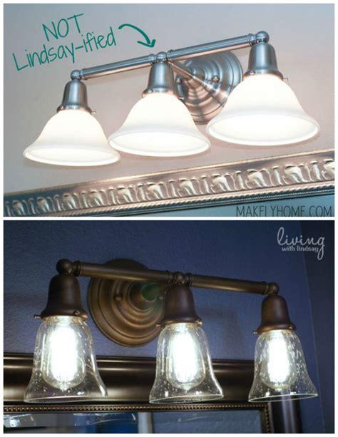 ideas  light fixture makeover  pinterest