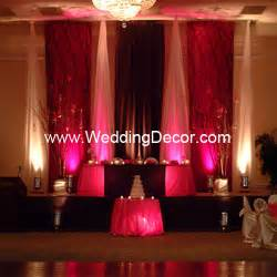 brown fuchsia wedding reception backdrop a brown and f flickr