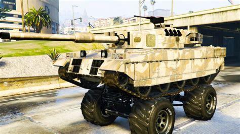 Gta 5 Modded Cars! Monster Truck Tank!?