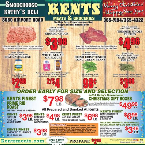 Kents Meats & Groceries