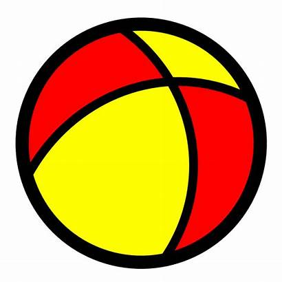 Ball Clip Clipart Icon Round Bal Circle