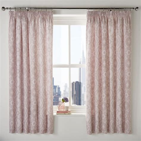 alford blackout tape top curtains blush pink tonys