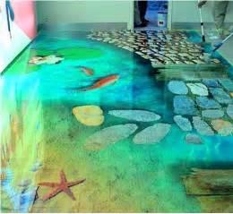 decoration ideas for kitchen 3d flooring ideas and 3d bathroom floor murals designs