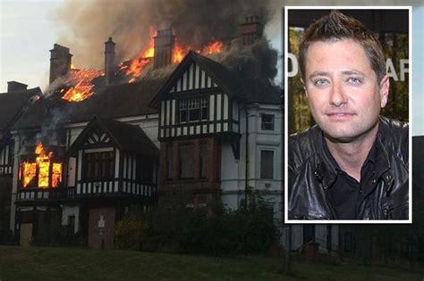 When Is Halloween 2014 Uk by George Clarke Northfield Manor Blaze Fury Birmingham Mail